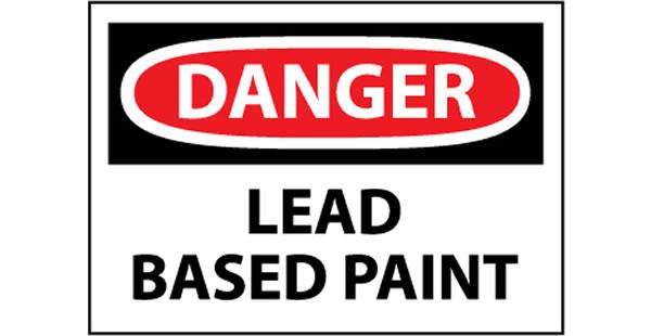 George Afb S Lead Based Paint Contamination George Air